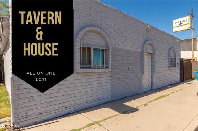 1608 S 7TH Avenue, Phoenix, AZ 85007 (MLS #6060163) :: The Bill and Cindy Flowers Team