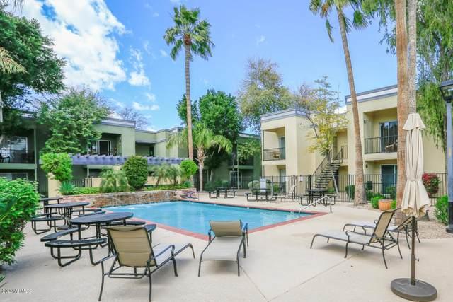 740 W Elm Street #137, Phoenix, AZ 85013 (MLS #6060175) :: The Bill and Cindy Flowers Team