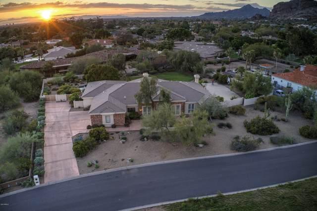 4722 N 53RD Street, Phoenix, AZ 85018 (MLS #6060193) :: The Bill and Cindy Flowers Team