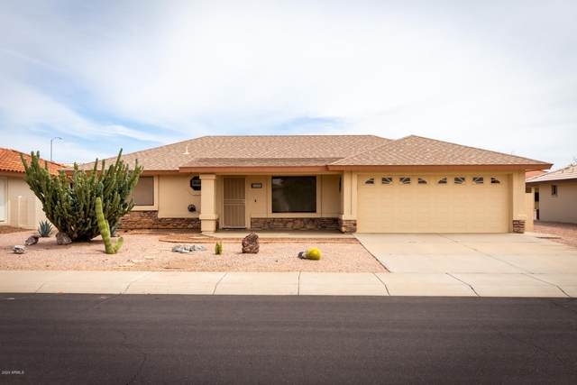 2055 S Lindenwood, Mesa, AZ 85209 (MLS #6060232) :: Long Realty West Valley