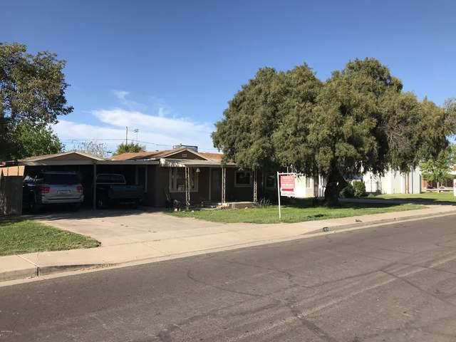 806 E Eason Avenue, Buckeye, AZ 85326 (MLS #6060235) :: Kortright Group - West USA Realty