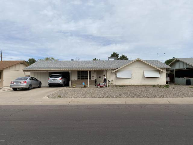 464 W Ivanhoe Place, Chandler, AZ 85225 (MLS #6060237) :: The Results Group