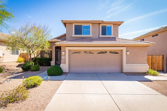 2321 N Cabot Circle, Mesa, AZ 85207 (MLS #6060252) :: Riddle Realty Group - Keller Williams Arizona Realty