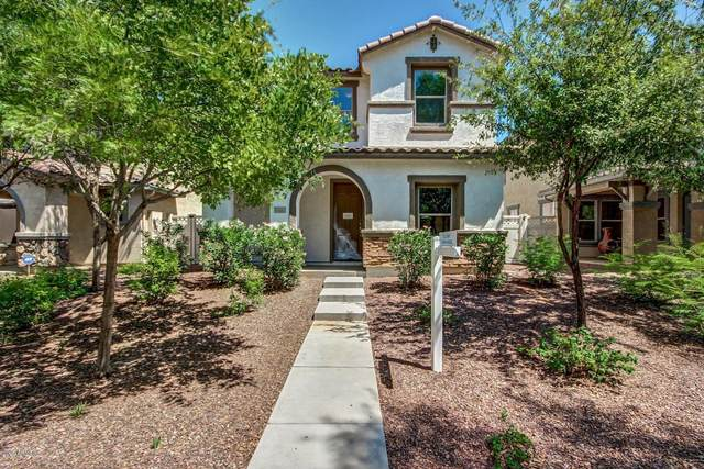 1054 S Deerfield Lane, Gilbert, AZ 85296 (MLS #6060254) :: The Results Group