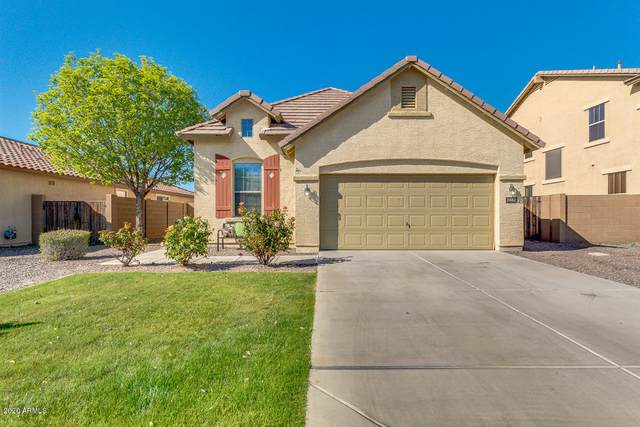 2662 E Clifton Avenue, Gilbert, AZ 85295 (MLS #6060262) :: The Results Group