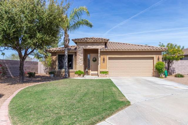 2024 E Cherry Hills Place, Chandler, AZ 85249 (MLS #6060264) :: The Results Group