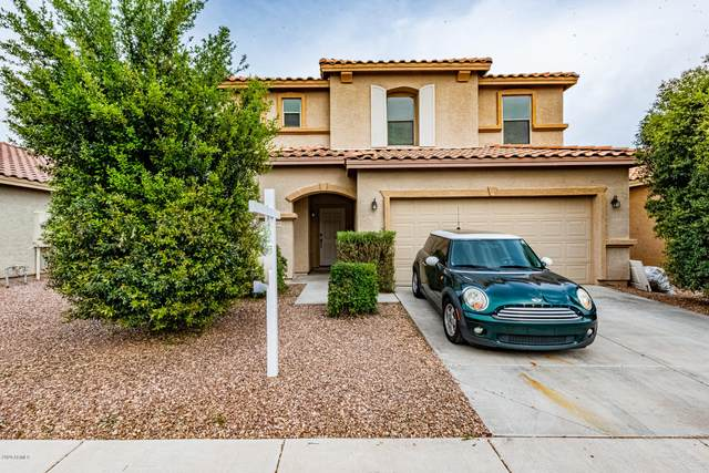 15919 N 170TH Lane, Surprise, AZ 85388 (MLS #6060266) :: Long Realty West Valley