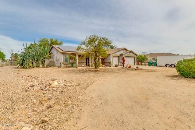 18426 E Navajo Drive, Queen Creek, AZ 85142 (MLS #6060271) :: Riddle Realty Group - Keller Williams Arizona Realty