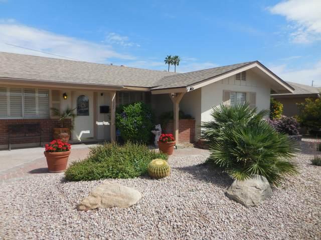 1022 E Fairmont Drive, Tempe, AZ 85282 (MLS #6060301) :: The Laughton Team