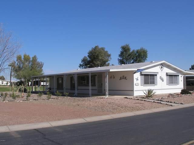 3727 N Florence Boulevard E, Florence, AZ 85132 (MLS #6060328) :: Brett Tanner Home Selling Team