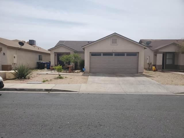 11605 W Larkspur Road, El Mirage, AZ 85335 (MLS #6060334) :: Conway Real Estate