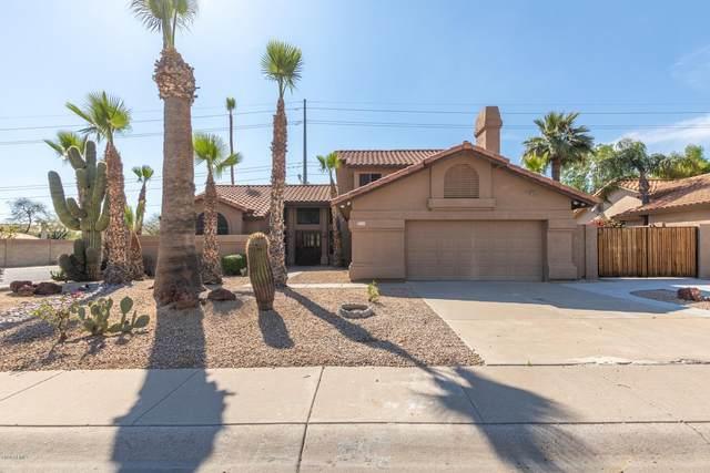 17402 N 56TH Place, Scottsdale, AZ 85254 (MLS #6060360) :: My Home Group