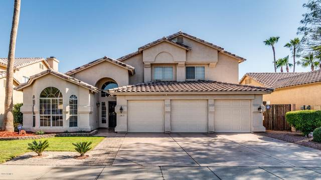 10915 W Laurelwood Lane, Avondale, AZ 85392 (MLS #6060366) :: Nate Martinez Team