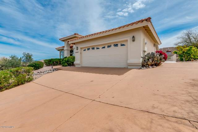 15867 E Tumbleweed Drive, Fountain Hills, AZ 85268 (MLS #6060382) :: Arizona 1 Real Estate Team