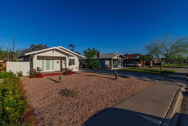 2517 N 11TH Street, Phoenix, AZ 85006 (MLS #6060423) :: Brett Tanner Home Selling Team