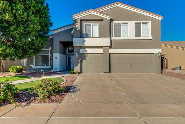 10652 E Carol Avenue, Mesa, AZ 85208 (MLS #6060518) :: Riddle Realty Group - Keller Williams Arizona Realty