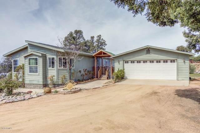 42 N Morris Road St, Star Valley, AZ 85541 (MLS #6060556) :: Lucido Agency