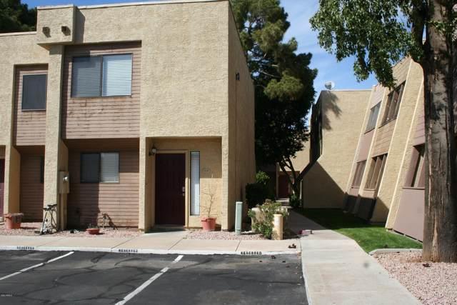 806 W 14TH Street, Tempe, AZ 85281 (MLS #6060568) :: The Laughton Team