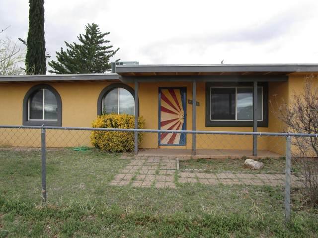 401 S Coronado Drive, Sierra Vista, AZ 85635 (MLS #6060570) :: Riddle Realty Group - Keller Williams Arizona Realty