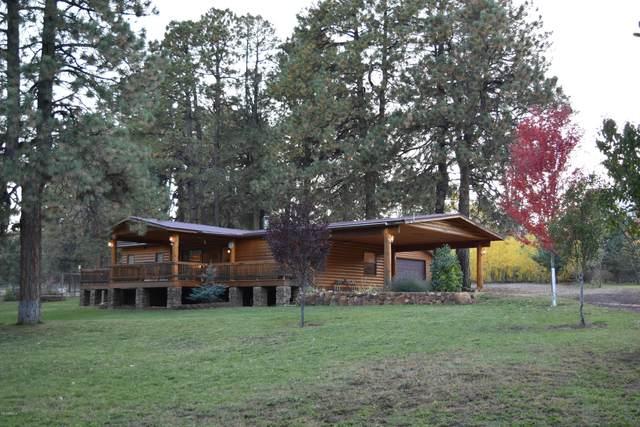 3465 Larson Loop, Forest Lakes, AZ 85931 (MLS #6060574) :: Howe Realty