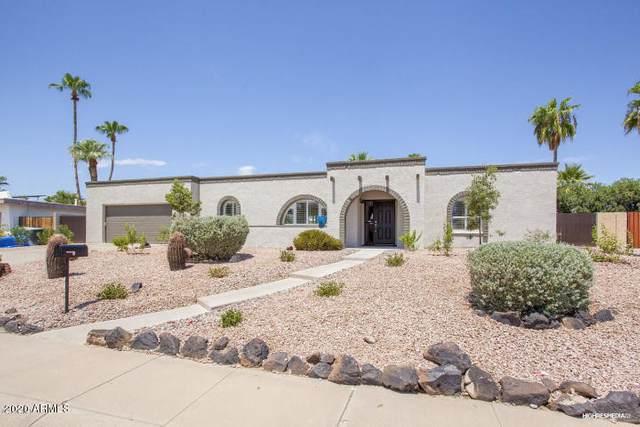 6722 E Camino De Los Ranchos, Scottsdale, AZ 85254 (MLS #6060604) :: Riddle Realty Group - Keller Williams Arizona Realty