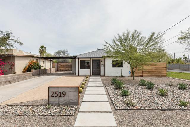 2519 N 15TH Street, Phoenix, AZ 85006 (MLS #6060613) :: Brett Tanner Home Selling Team