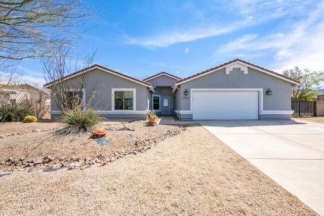 2788 Saldana Court, Sierra Vista, AZ 85650 (MLS #6060624) :: Service First Realty