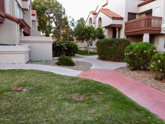 818 S Westwood #107, Mesa, AZ 85210 (MLS #6060625) :: Yost Realty Group at RE/MAX Casa Grande
