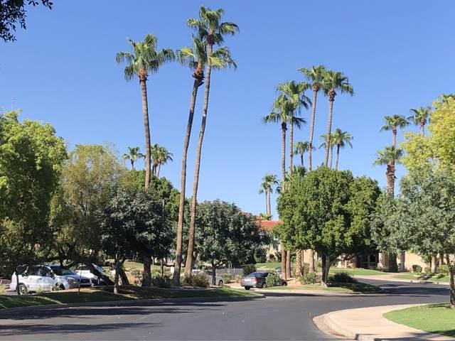 1633 E Lakeside Drive #157, Gilbert, AZ 85234 (MLS #6060641) :: Relevate | Phoenix