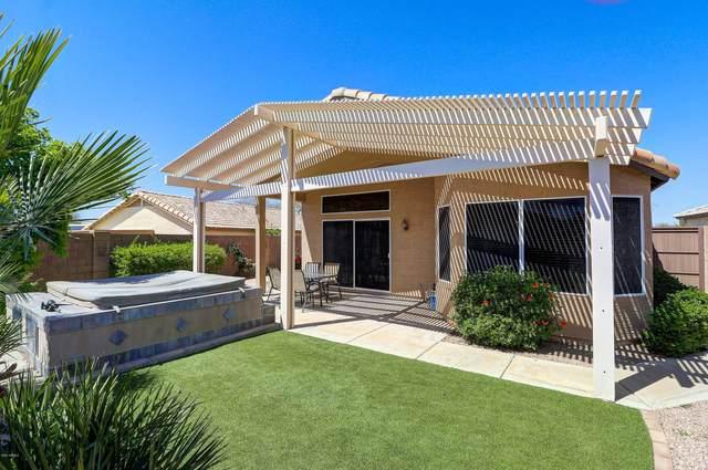 20837 N 107TH Drive, Sun City, AZ 85373 (MLS #6060653) :: The Laughton Team