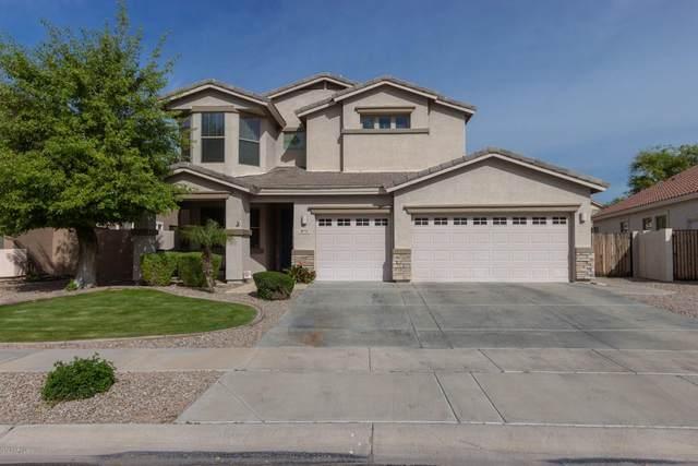 8772 W Frier Drive, Glendale, AZ 85305 (MLS #6060657) :: Brett Tanner Home Selling Team