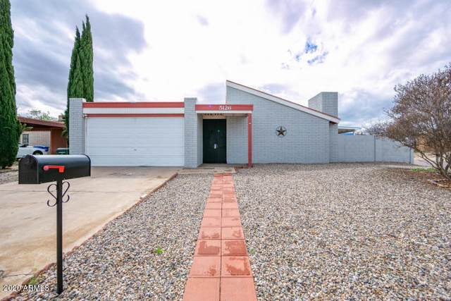 5126 Camino Del Norte, Sierra Vista, AZ 85635 (MLS #6060663) :: Service First Realty