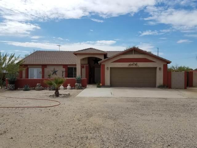 19243 W Lewis Avenue, Buckeye, AZ 85396 (MLS #6060664) :: Brett Tanner Home Selling Team