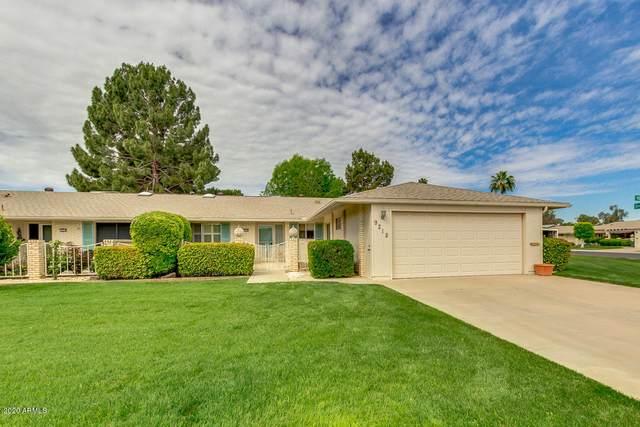 9218 N 107TH Drive, Sun City, AZ 85351 (MLS #6060665) :: The Laughton Team