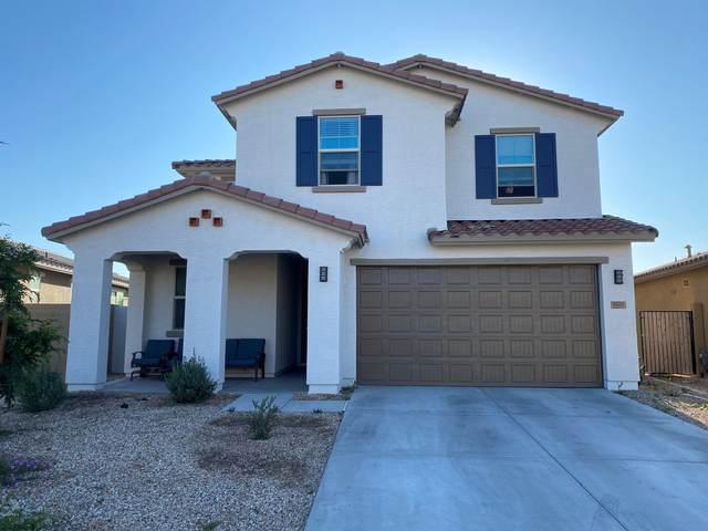 8520 S 40TH Glen, Laveen, AZ 85339 (MLS #6060668) :: Conway Real Estate