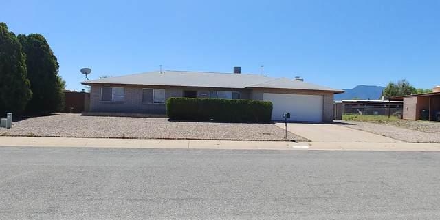 4600 Paseo Manolete, Sierra Vista, AZ 85635 (MLS #6060673) :: Service First Realty