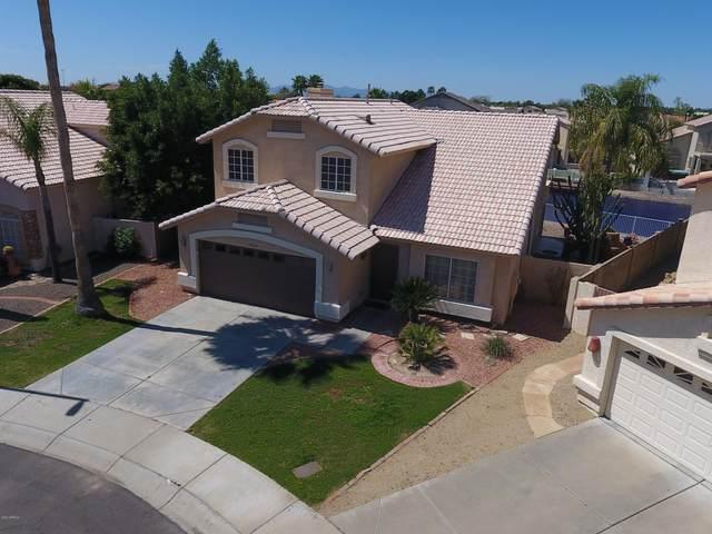20266 N 53RD Drive, Glendale, AZ 85308 (MLS #6060688) :: Howe Realty