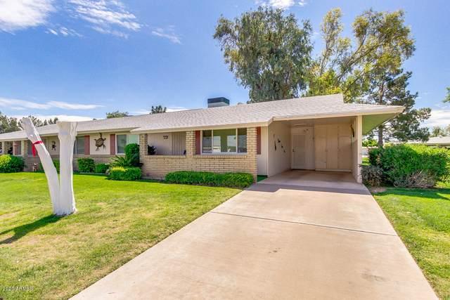 10705 W Kelso Drive, Sun City, AZ 85351 (MLS #6060698) :: Nate Martinez Team