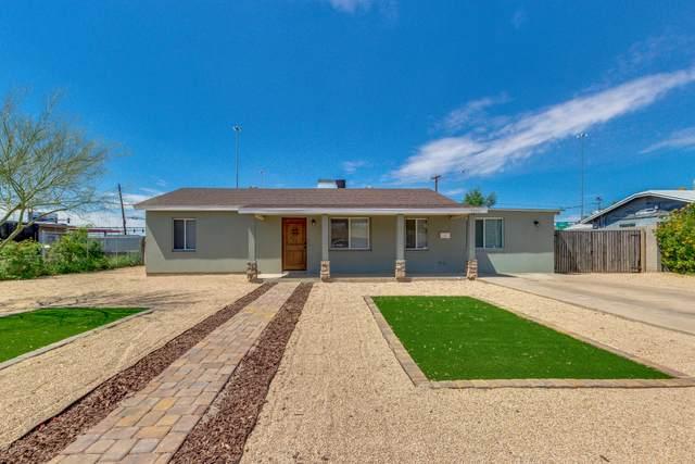7022 N 24TH Avenue, Phoenix, AZ 85021 (MLS #6060704) :: The Laughton Team