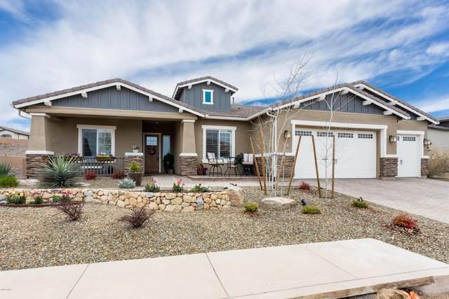 819 Royal Tulips Street, Prescott, AZ 86301 (MLS #6060717) :: Homehelper Consultants