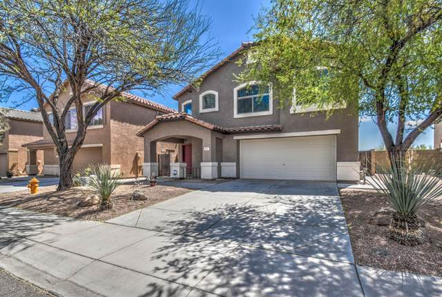 967 E Saddle Way, San Tan Valley, AZ 85143 (MLS #6060734) :: Brett Tanner Home Selling Team