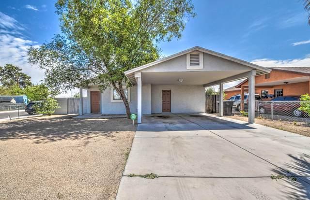 301 S Central Avenue, Avondale, AZ 85323 (MLS #6060738) :: Nate Martinez Team