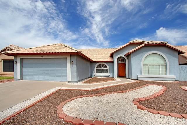 1582 E Erie Street, Chandler, AZ 85225 (MLS #6060749) :: Arizona Home Group