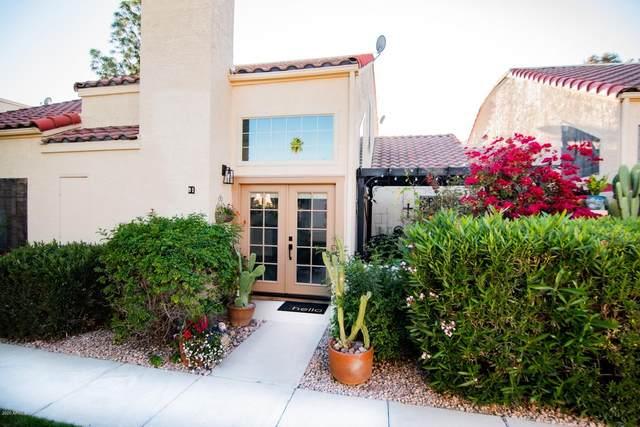 602 N May Street #81, Mesa, AZ 85201 (MLS #6060760) :: The Laughton Team