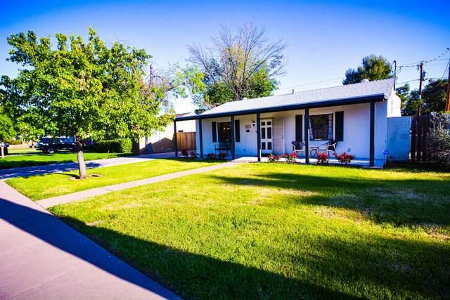 931 W Montecito Avenue, Phoenix, AZ 85013 (MLS #6060765) :: Riddle Realty Group - Keller Williams Arizona Realty