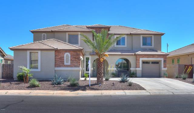 18509 N Falcon Lane, Maricopa, AZ 85138 (MLS #6060774) :: Lucido Agency