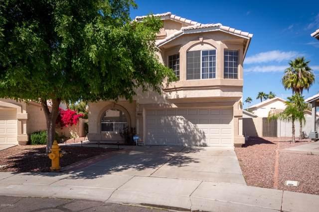 922 E Elgin Street, Chandler, AZ 85225 (MLS #6060785) :: Arizona Home Group