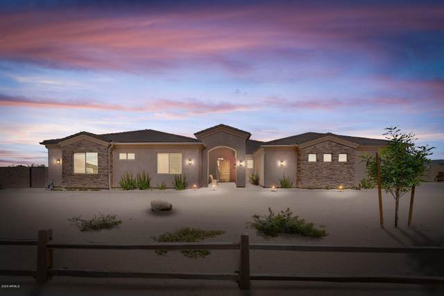 2842 W Irvine Road, Phoenix, AZ 85086 (MLS #6060790) :: The Luna Team