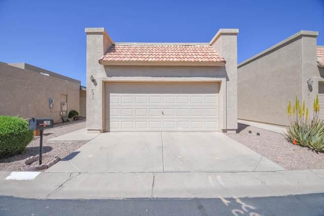 750 E Pepper Drive, Casa Grande, AZ 85122 (MLS #6060794) :: Brett Tanner Home Selling Team