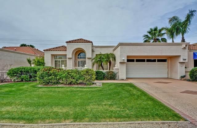 14139 W Desert Glen Drive, Sun City West, AZ 85375 (MLS #6060824) :: Yost Realty Group at RE/MAX Casa Grande